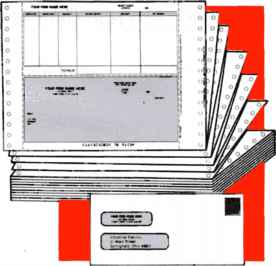 Radio Shack Invoice